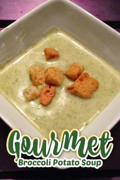 Kent's Kitchen:  Broccoli and Potato Soup