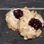 Raspberry thumbprints (9)