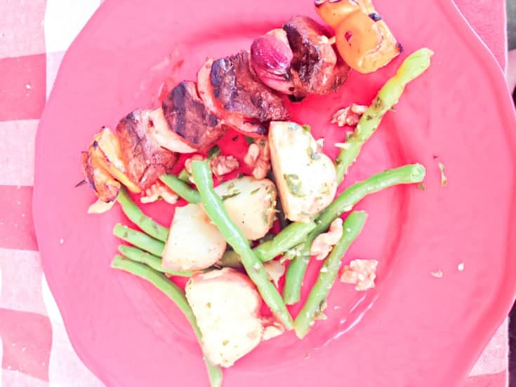 Red Potato and Green Bean Salad 5