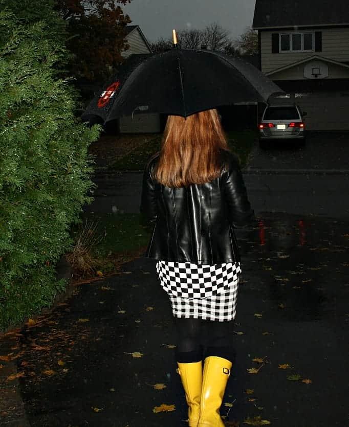 Rain drops keep falling