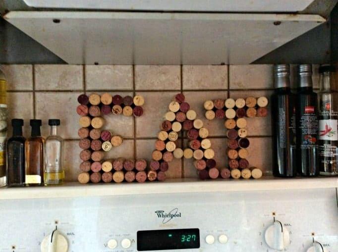 wine cork EAT