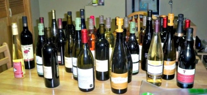 wine haul