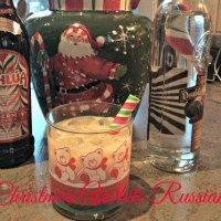 white russian for the holidays