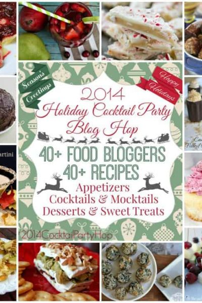 Holiday Cocktail Party Roundup