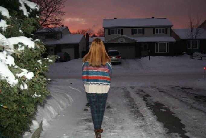 sunrise in ottawa