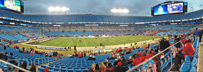 Charlotte Bank of America Stadium