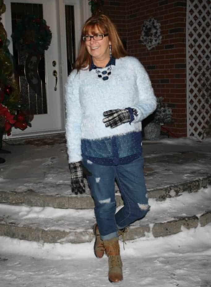 old navy sheer blouse forever 21 sweater