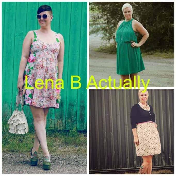 Lena B Actually