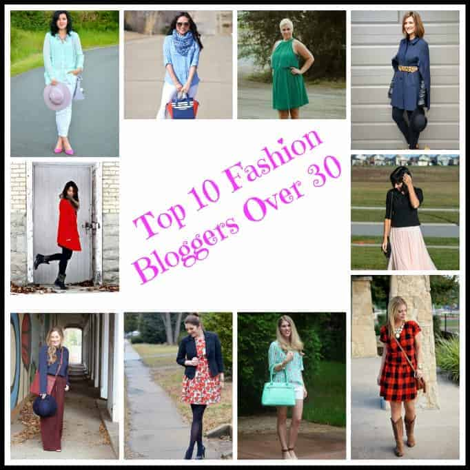 10 fashion bloggers over 30
