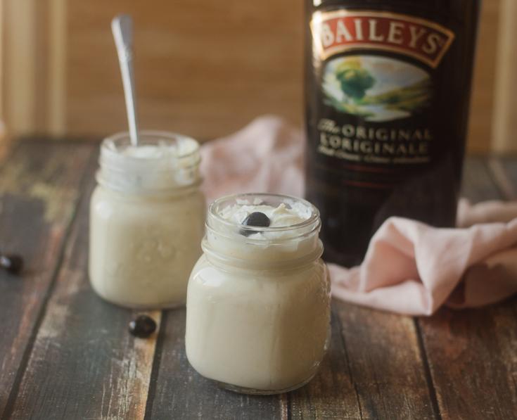baileys irish cream mousse