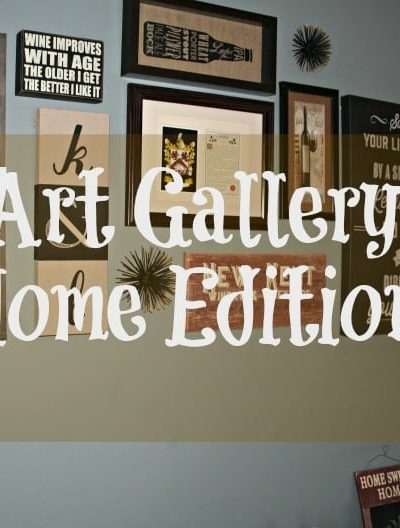 Art Gallery Home Edition