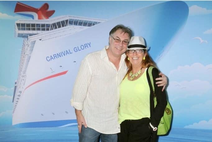 carnival glory bon voyage