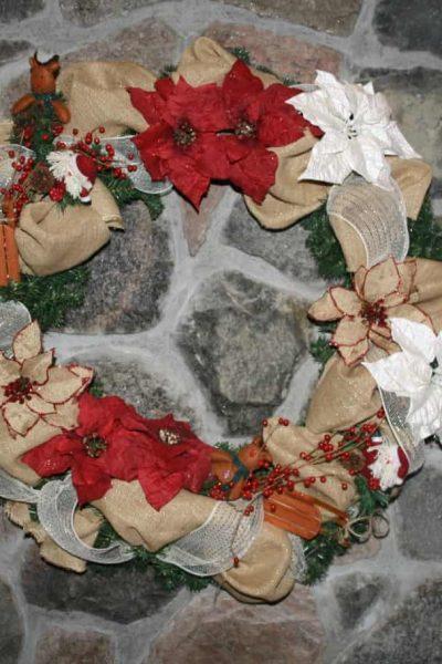 Evolution of the Wreath