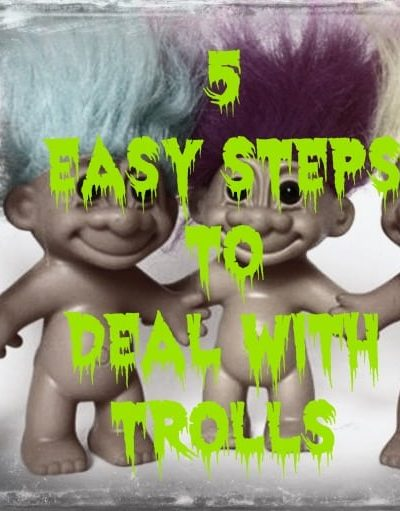 Troll or Fan, and 5 easy ways to Stop a Troll
