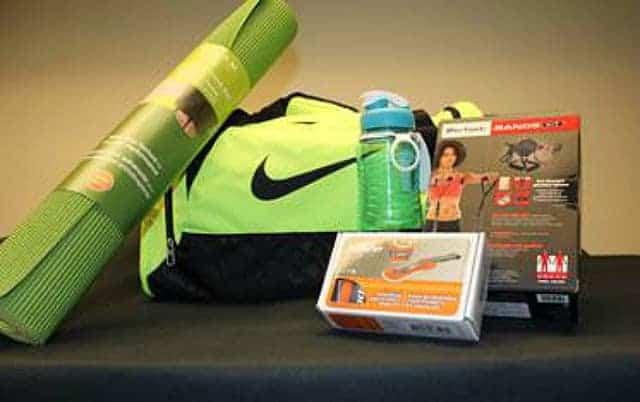 Ontario Chiropractors Giveaway kit