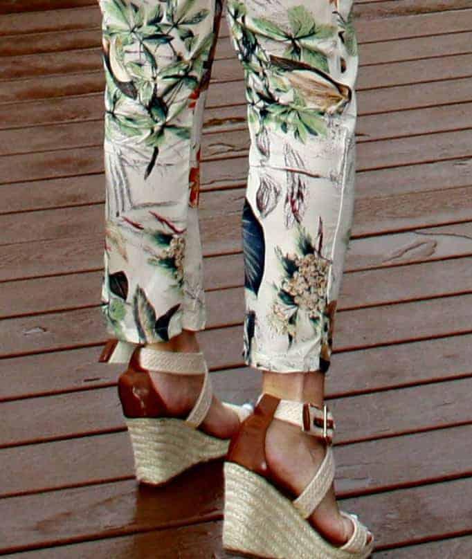 Giant Tiger Wedge heels