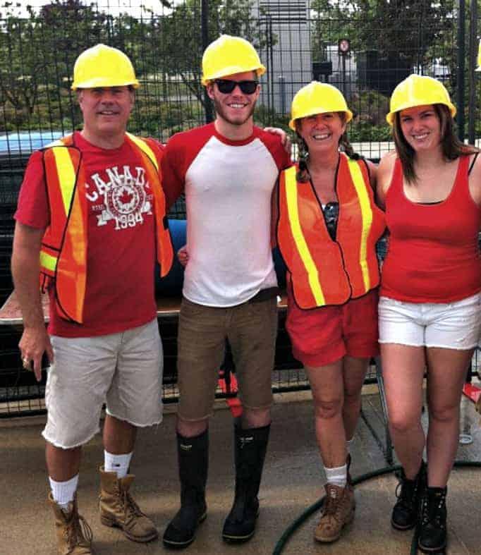 Ottawa Bluesfest I am a Volunteer