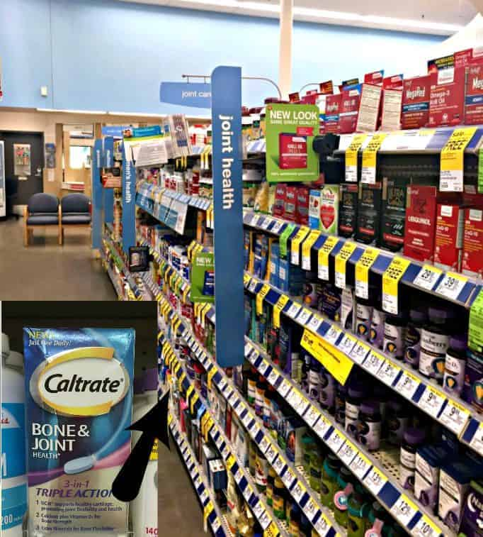 Caltrate3in1 at walgreens