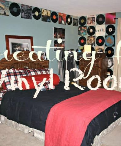 Record Room out of Vinyl