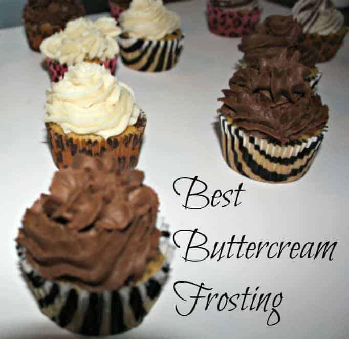 best buttercream frosting