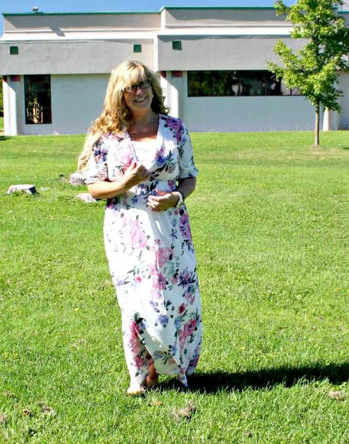 Floral Maxi and extensions