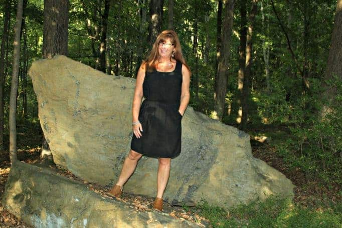 lbd and booties
