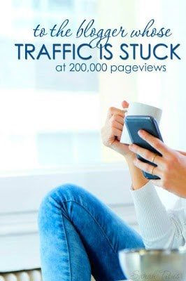 traffic is stuck