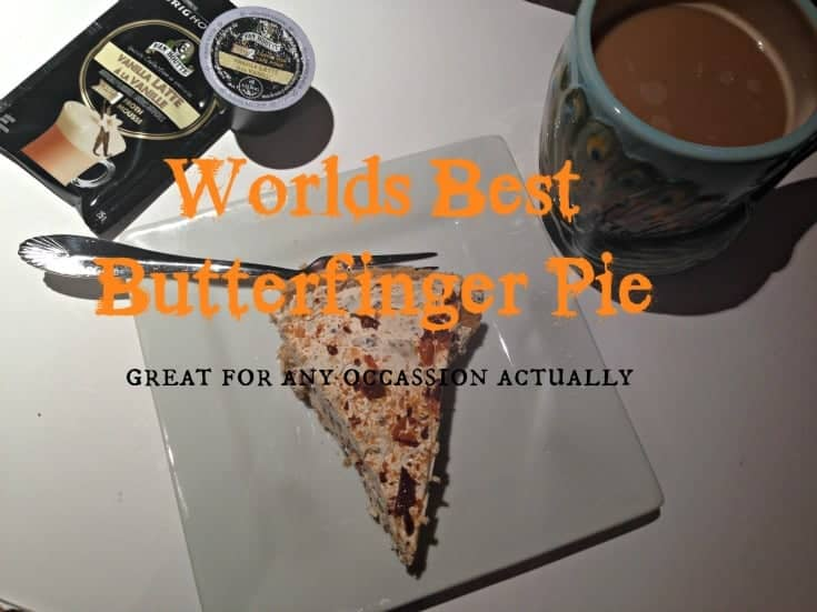 worlds best butterfinger pie