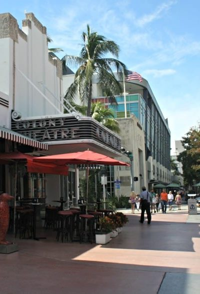 Exploring Lincoln Road and All its Shopping