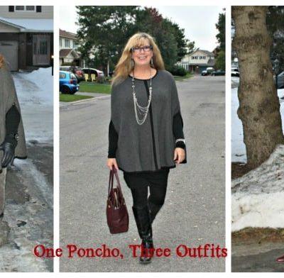 Poncho Villa or How I Wear My Poncho