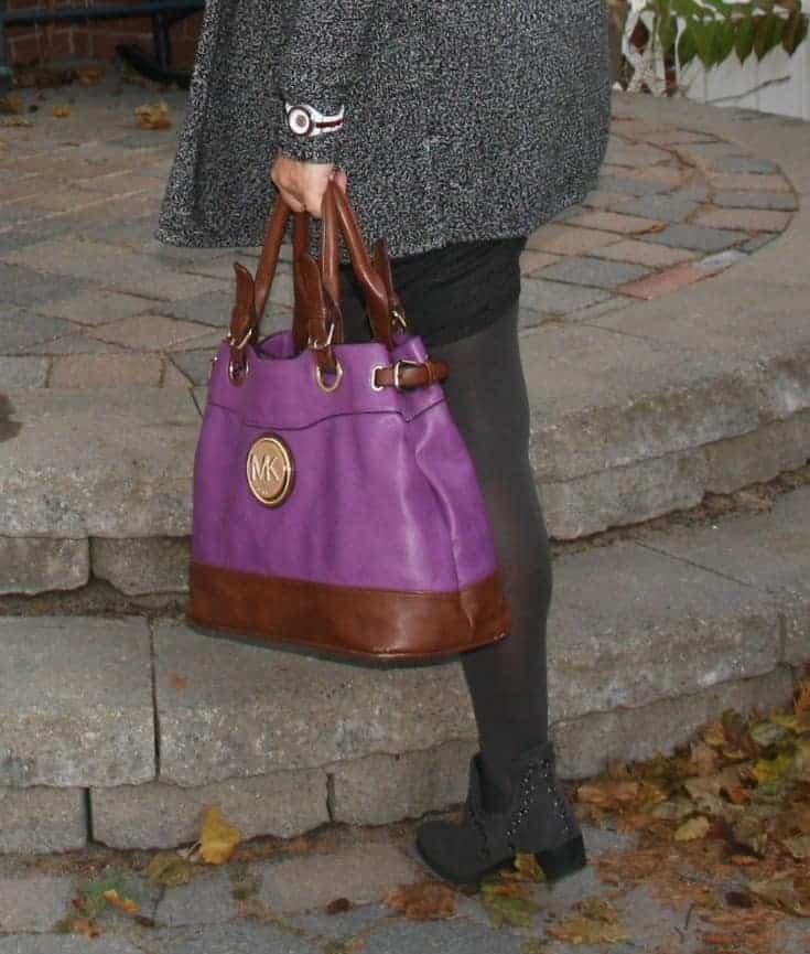 MK purse from Virgin Islands