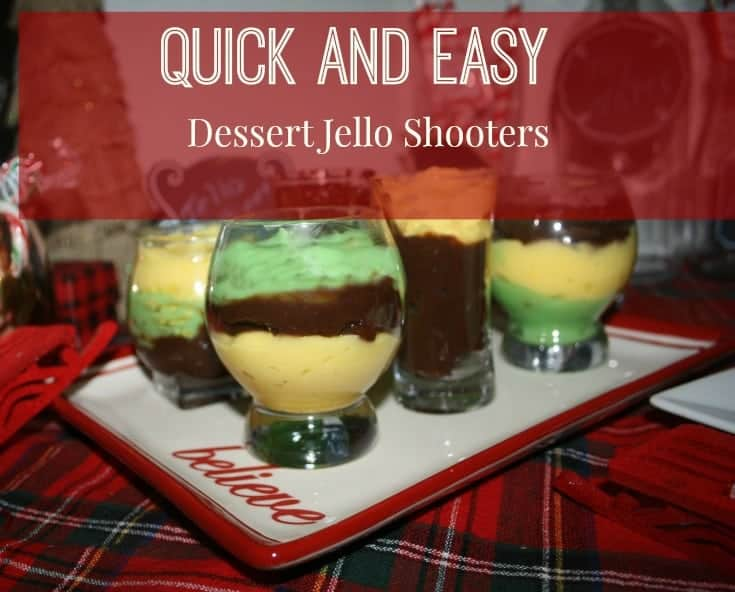 quick and easy jello shooters