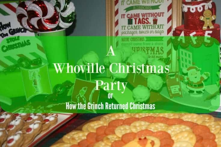 a whoville christmas party with free printables a labour of life