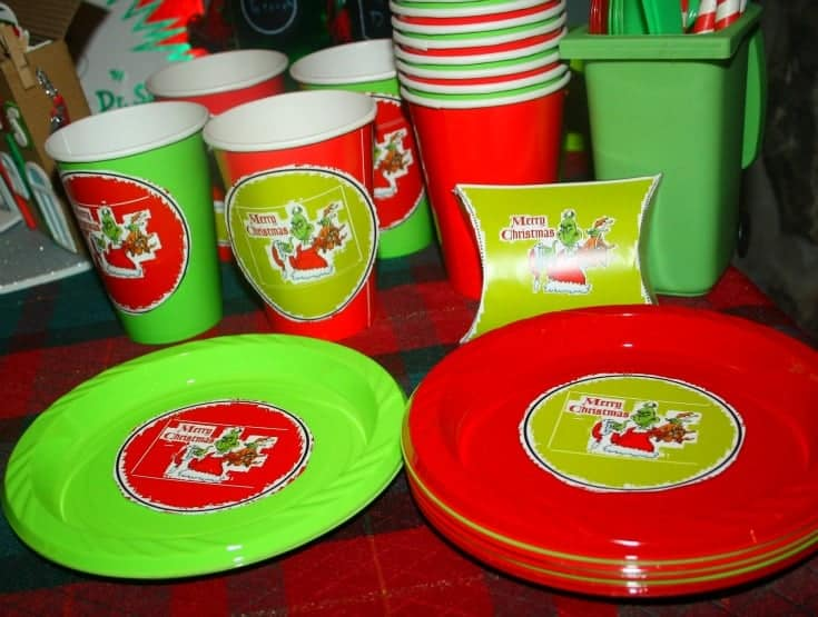 Whoville Christmas Party with free printables