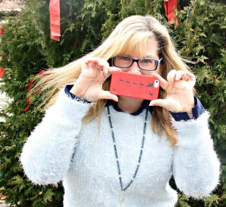 Sweater from Forever 21, tassel necklace gift