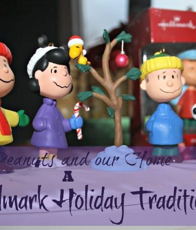 Peanuts and Our Own Hallmark Holiday Tradition