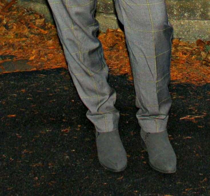 Joe Fresh Pants and forever 21 grey boots
