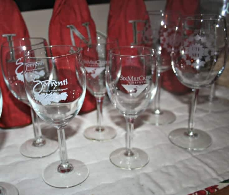 wine tasting event with Cubero cigars 3