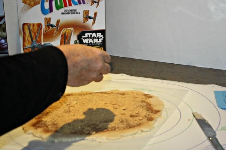 cinnamon toast crunch cereal from Starwars and Walmart 4