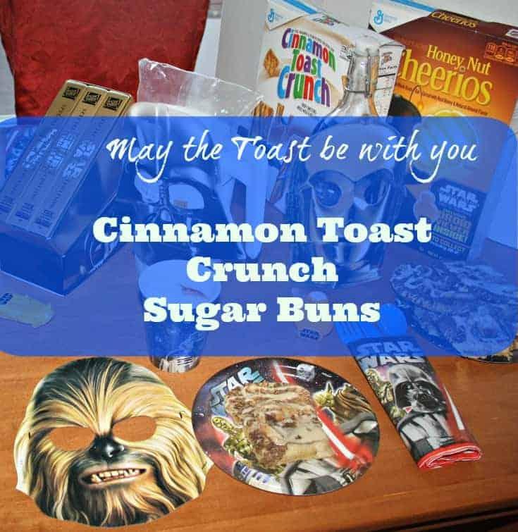 Cinnamon Toast Cereal Breakfast Cookies
