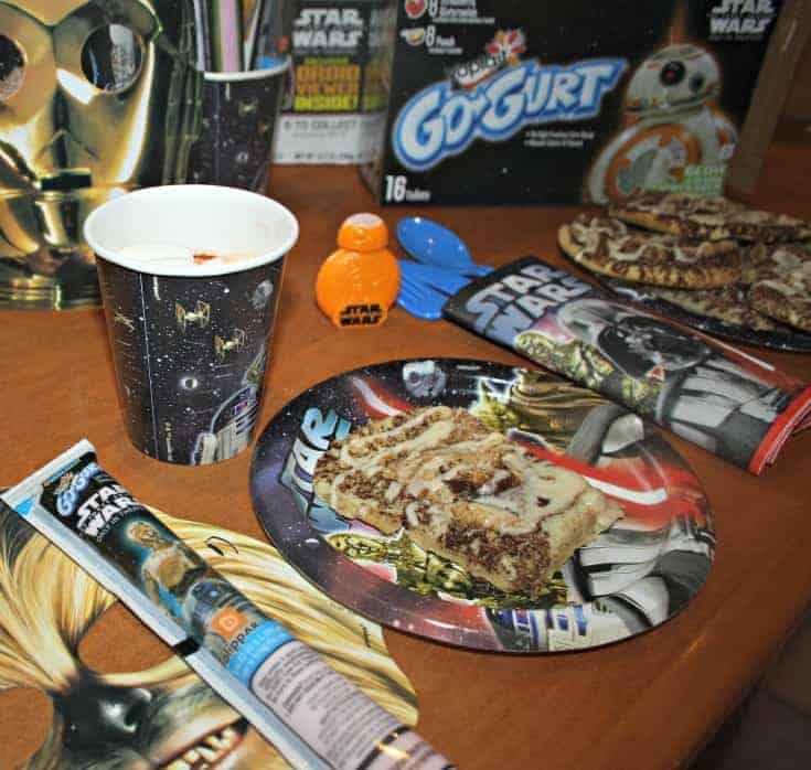 cinnamon toast crunch cereal and a Star Wars Breakfast 4