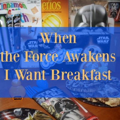 When the Force Awakens I want Breakfast