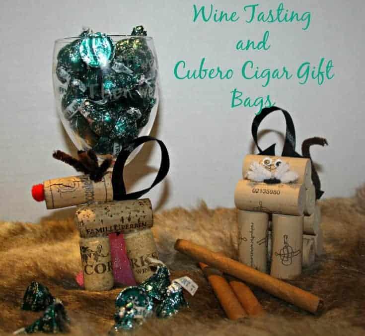 wine cork ornaments and cubero cigars 12