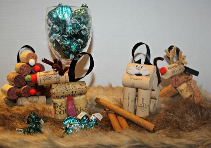 wine cork ornaments and cubero cigars 13