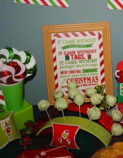 The Grinch Christmas Party