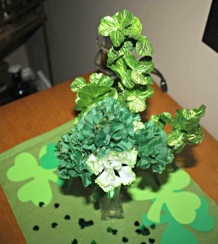 St Patrick's festive buffet 3
