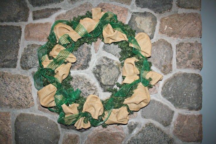 St Patricks Day Wreath 6