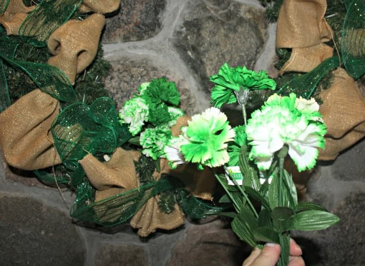 St Patricks Day Wreath 5