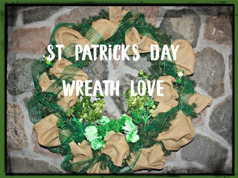 St Patricks Day Wreath 7