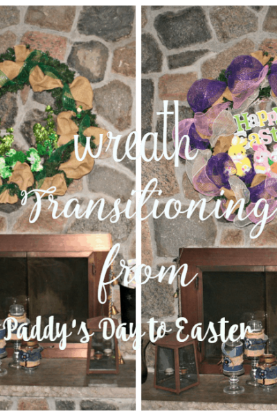 Easter Wreath in 2016